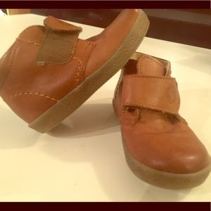 Other - Falcotto leather baby shoes, size 20